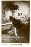Madame Anna Pavlova The Celebrated Russian Dancer