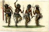 The War Dance, by the Ojibbeway Indians