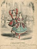 hledowski Danced by Cellarins' Class in Paris and by M.r & M.rs R. J. Newcombes' Academy
