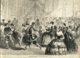 The Skaters' Quadrille, at Count Walewski's Ball
